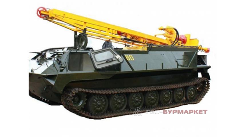 УРБ-2А-2 на шасси МТЛБу